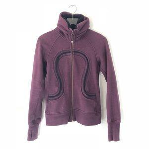 Lululemon Calm & Cozy Zip Up Hoodie Size 4 (XS)